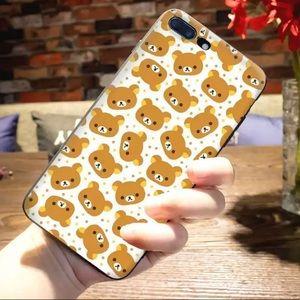 Sanrio / San-x Rilakkuma Bear iPhone XR Phone Case